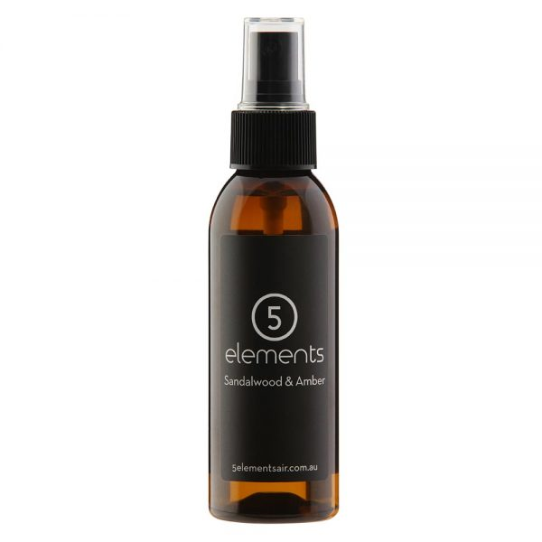 Sandalwood & Amber room spray / air freshener - purchase online